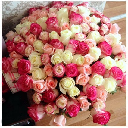 Carnation Rose Bouquet