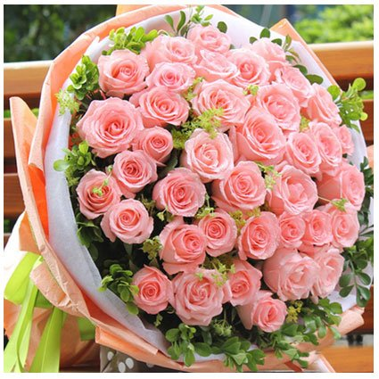 Fresh Bunch of Roses