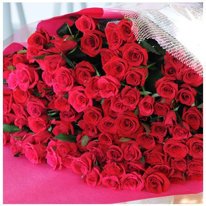 1000 Red Roses Bouquet