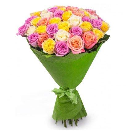 60 Roses Bouquet
