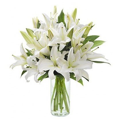 Lily Flower Bunch