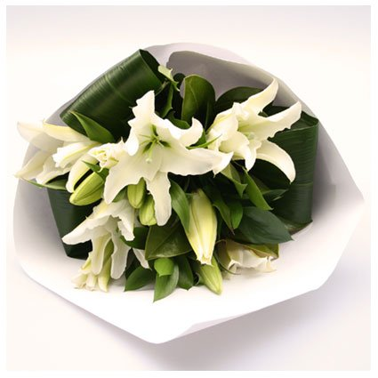 Peace Lily Bouquet