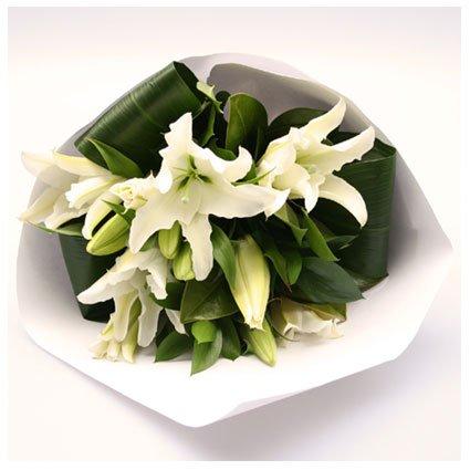 Peace Lily Bouquet