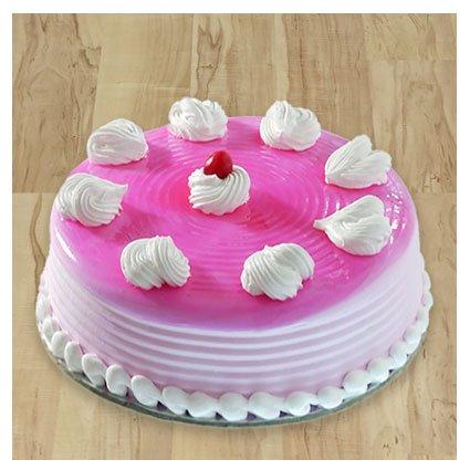 Yummy StrawBerry Cake – 1 Kg